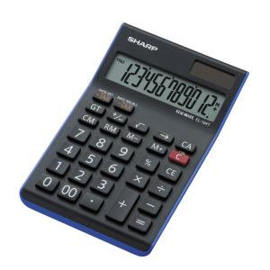 Sharp EL-124T Financial Calculator
