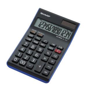 Sharp EL-144T Financial Calculator