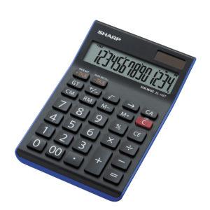 Sharp EL-145T Financial Calculator
