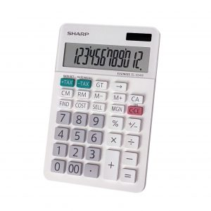 Sharp EL-334W Pocket Calculator