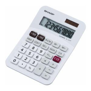 Sharp EL-331F Pocket Calculator